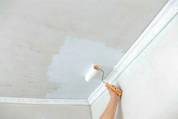 Картинки по запросу удаление пятен на потолке