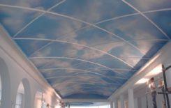 Как сделать потолок из панелей ПВХ своими руками
