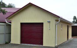 Утепление потолка гаража изнутри