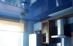 Какие натяжные потолки лучше выбрать: матовые, глянцевые или сатиновые
