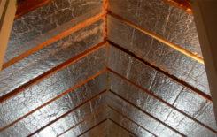 Какой утеплитель выбрать для потолка в кирпичном доме