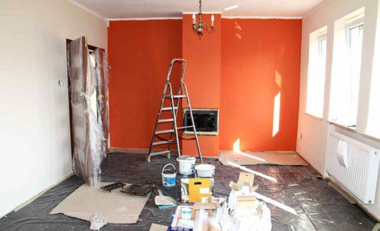 Квартира перед ремонтом