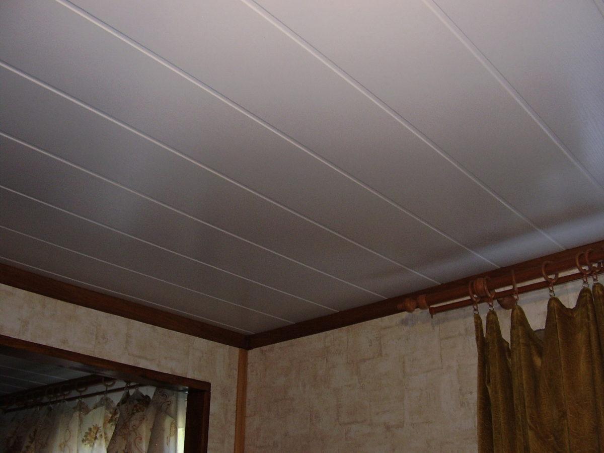 Как Обшить Потолок Панелями ПВХ: Инструкция, Фото 66