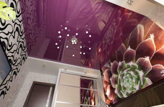 Потолок с пленкой Lackrofolie