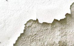 Чем смыть побелку с потолка