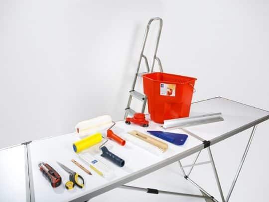 Инструменты для монтажа пенопласта