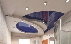 Как сделать многоуровневый потолок из гипсокартона