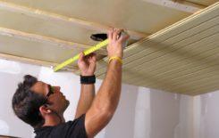 Что можно сделать с потолком в комнате