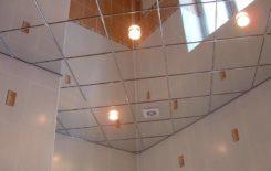 Правильная отделка потолка в ванной