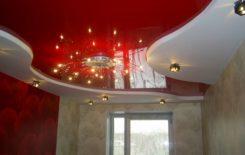 Как сделать разноуровневый потолок